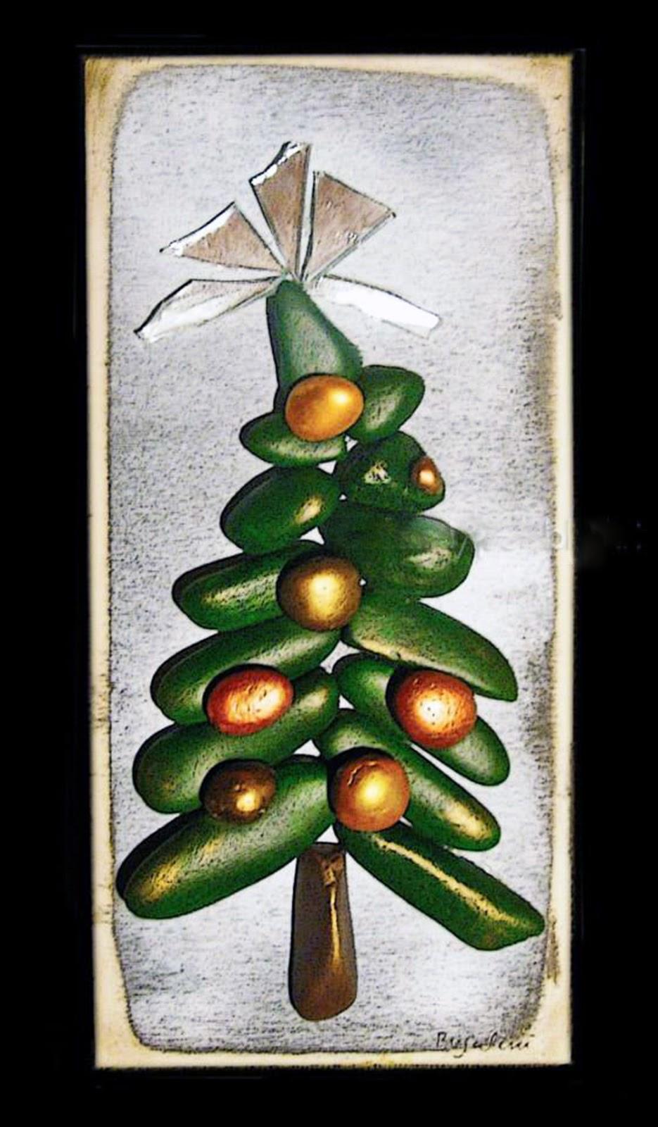Decorazioni natalizie con i sassi pianeta delle idee for Decorazioni con sassi