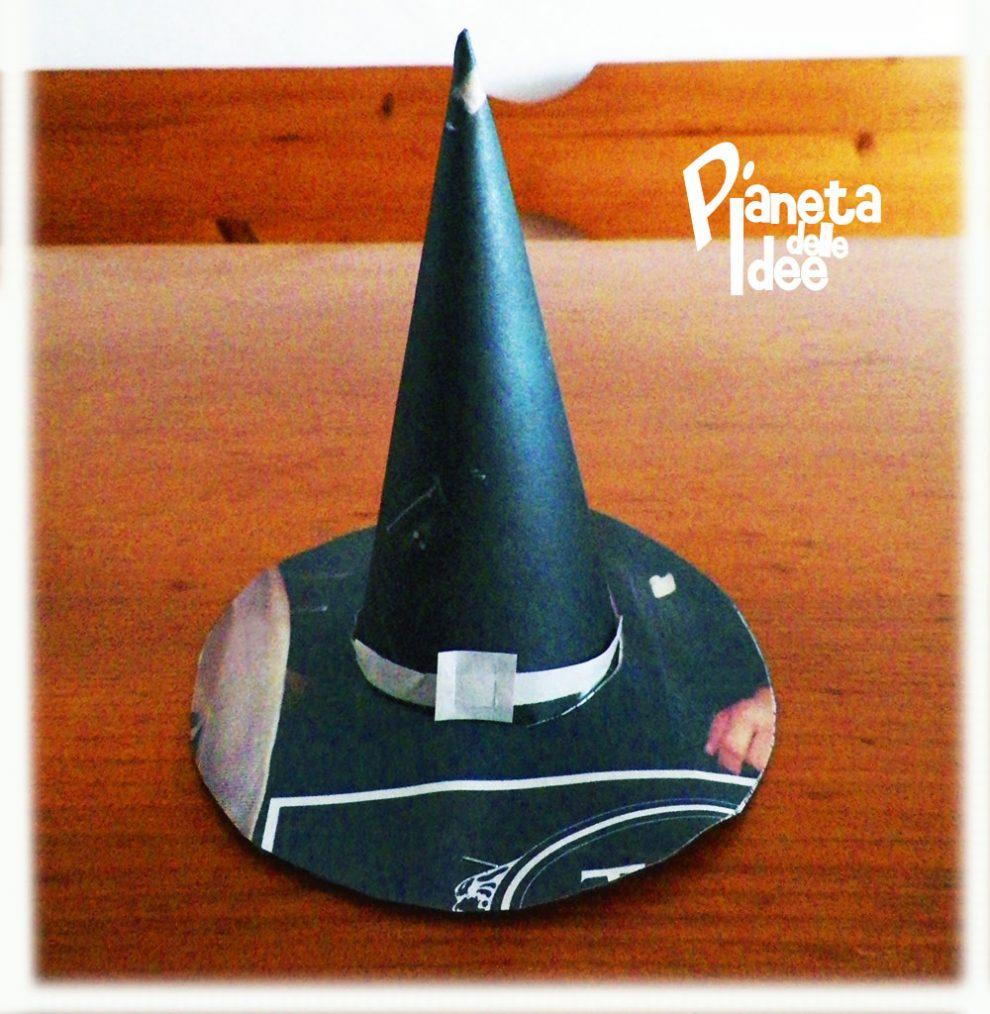 Cappello da Strega fai da te!  76ead1751aff